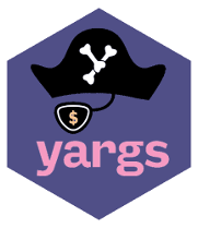 Yargs Sticker